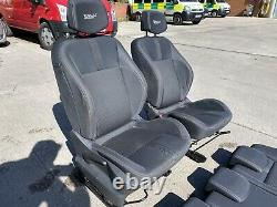 Renault Clio Sport MK3 197 FULL Interior Front & Rear Seats Black Fabric