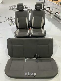 Renault Clio Sport MK3 200 CUP FULL Interior Front & Rear Seats NO HEADRESTS