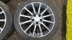 Renault Clio Sport MK3 2005-2012 197 200 Alloy Wheels Set X5 17inch