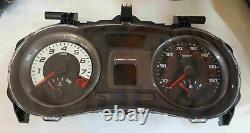Renault Clio Sport MK3 2009-2012 200 Instrument Panel Dials Clocks Cluster White