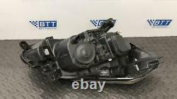 Renault Clio Sport Mk3 (06-12) 197 200 Projector Headlight Set Black Insert