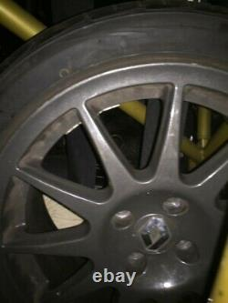 Renault Clio Sport Phase 1 172 track car no reserve