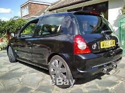 Renault Clio Sport RS 182 (FF) cambelt done