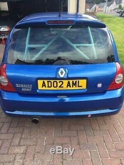 Renault Clio Sport Track Car
