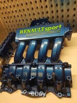 Renault Clio sport 172/182 portmatched and gasflowed inlet manifolds