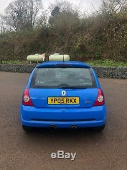 Renault Clio sport 182 cup not 172 or trophy