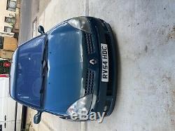 Renault Clio sport 182 petrol blue rare 1 of 19 left