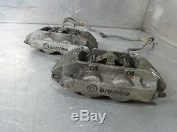 Renault Clio sport mk3 2005-2009 2.0 16v 197 Front 330mm Brembo brake calipers
