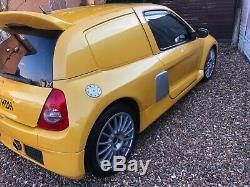 Renault Clio sport v6 Replica show car must see