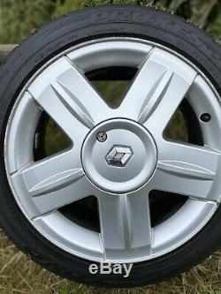 Renault Sport Clio 172 Alloy Wheels With Toyo Proxes