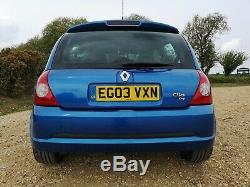 Renault Sport Clio 172 Cup