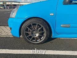 Renault Sport Clio 182'FF' Both Cup Packs Mechanically Restored Recaros