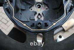 Renault Sport Clio 197 200 Cup MK3 Alcantara Retrimmed Airbag Steering Wheel