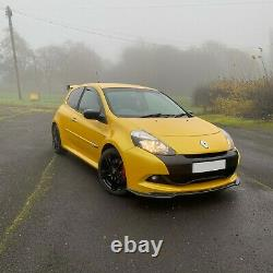 Renault Sport Clio mk3 RS 200 Cup Liquid Yellow
