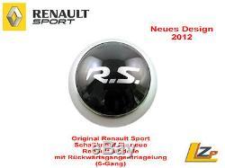 Renault Sport Schaltknauf 6 Gang Twingo/Clio/Megane/Laguna/Scenic/Kango