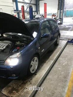 Renault clio 172 sport (12 months MOT)