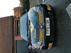 Renault clio 172 sport track car