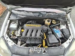 Renault clio 182 sport track car