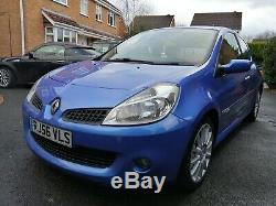 Renault clio 197 sport with full service history
