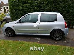 Renault clio renaultsport 172