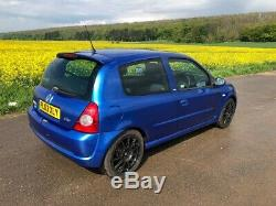 Renault clio sport 172 cup, fast road, modified, ktec, classic, hot hatch