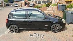 Renault clio sport 182 16v 2005 1998cc
