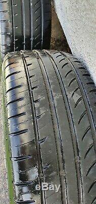 Renault clio sport 197 17 alloy wheels 5x108