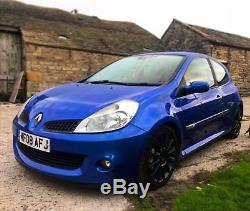 Renault clio sport 197 2008 CUP pack