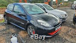Renault clio sport rs200 cup 2009