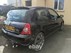 Renaultsport Clio 182 FF (Cup Options) 2005