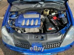 Renaultsport Clio Sport 182 FF Both Cup Packs Arctic Blue, Recaro