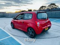 Renaultsport RS Renault Twingo 133 CUP 1.6 2010 (Like a small Clio 182 172)