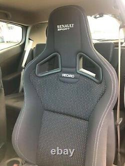 Renaultsport clio 197 with recaro seats