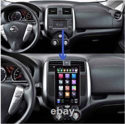 Rotatable 10.1in Android 9.0 Double Din Car Stereo Bluetooth WiFi MP5 Player GPS