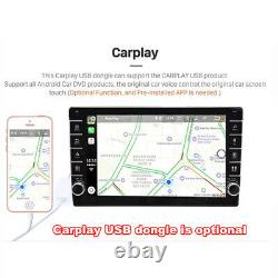 Single Din Android 8.1 9in Quad-core 16GB Car FM Radio Stereo MP5 Player GPS Nav