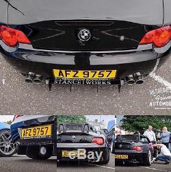 Stuke Rear Diffuser Renault Clio Sport 182 172 (splitter Track Race Car)